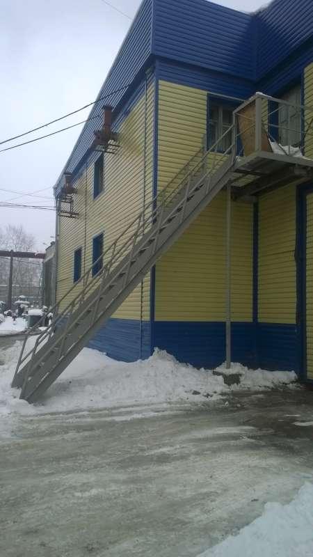 Опасная лестница